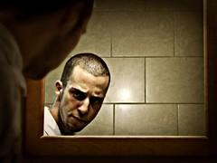 portrait toronto ontario canada reflection me self mirror... (Photo: MSVG on Flickr)