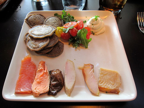 Seatown Salmon Sampler