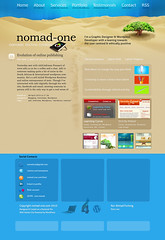 """nomad-one.com redesign • <a style=""""font-size:0.8em;"""" href=""""http://www.flickr.com/photos/10555280@N08/5085798411/"""" target=""""_blank"""">View on Flickr</a>"""