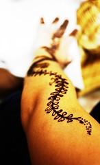G's mehndi (apatony1) Tags: wedding art tattoo paint indian traditional decoration makeup jasmin custom chennai mehndi