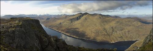 Loch Treig Panorama