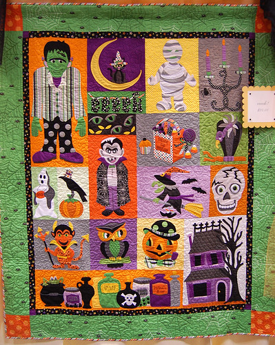 Pink Penguin: Pacific International Quilt Festival : halloween quilt kits - Adamdwight.com
