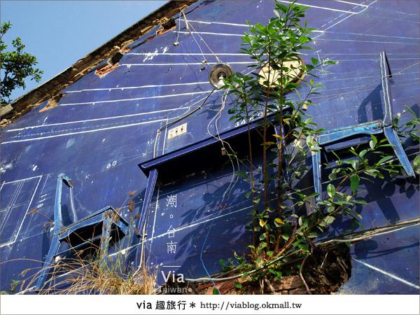 【台南】台南海安路藝術街~必拍的台南景點!6