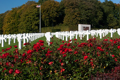 American Military Cemetery, Luxembourg
