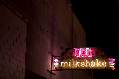 Neon Milkshake