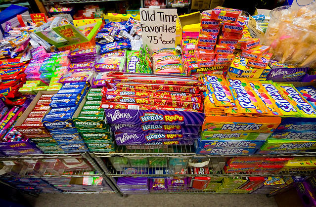 New York City's best candy stores