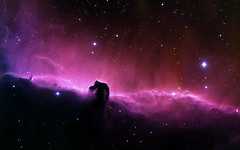 Horsehead Nebula (04/24/01) (NASA's Marshall Space Flight Center) Tags: nasa orion breastcancer thinkpink horseheadnebula sigmaorionis