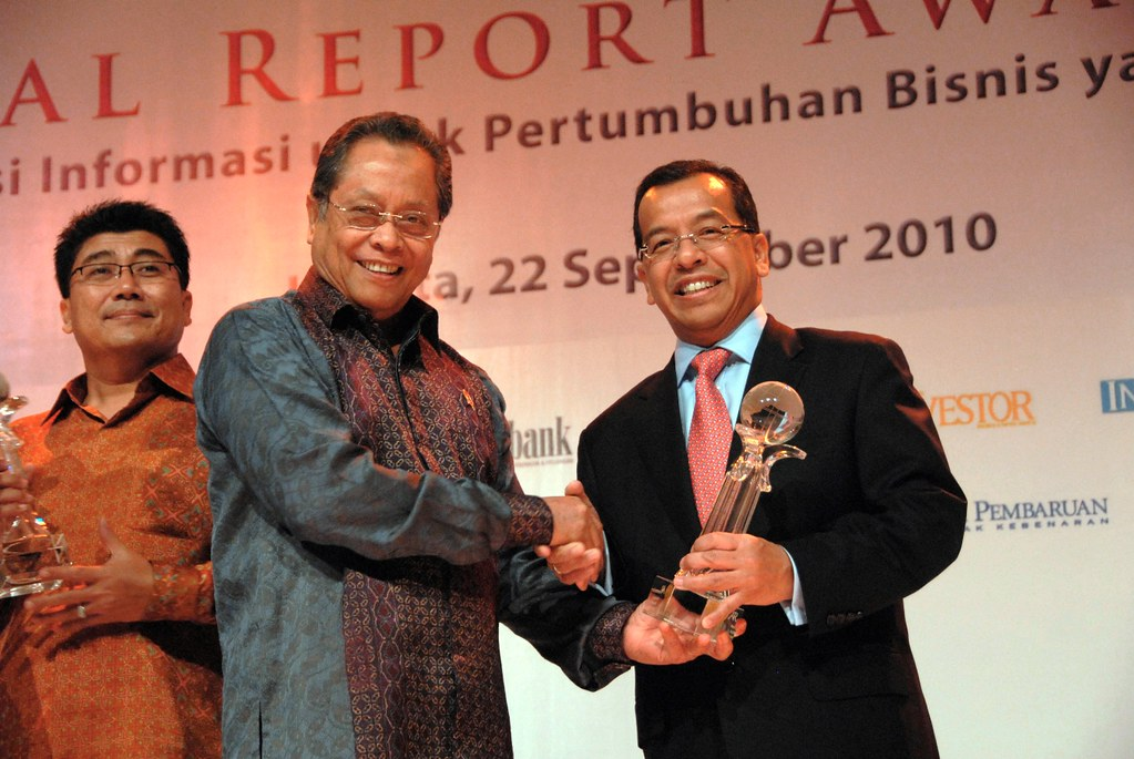 """Garuda Indonesia Kembali Memenangkan """"Annual Report Award"""""""