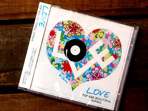 "DJ TORA / ""LOVE"" Pop R&B Beautiful Covers [2CD]"