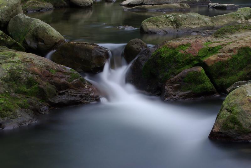 20101016北埔野溪秘瀑