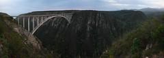 Bloukrans Bridge | Bungee Jump (noelboss) Tags: africa bridge panorama high jump south bungee knysna bloukrans brücke