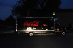Coke Zero DSC00642 (primemover88) Tags: coke delivery trucks soda cocacola cokezero