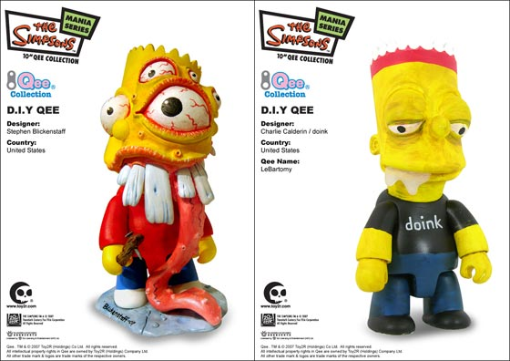 toy simpsons