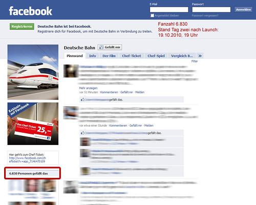 DB Chefticket Facebook - Tag 2