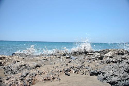 Mar saltando