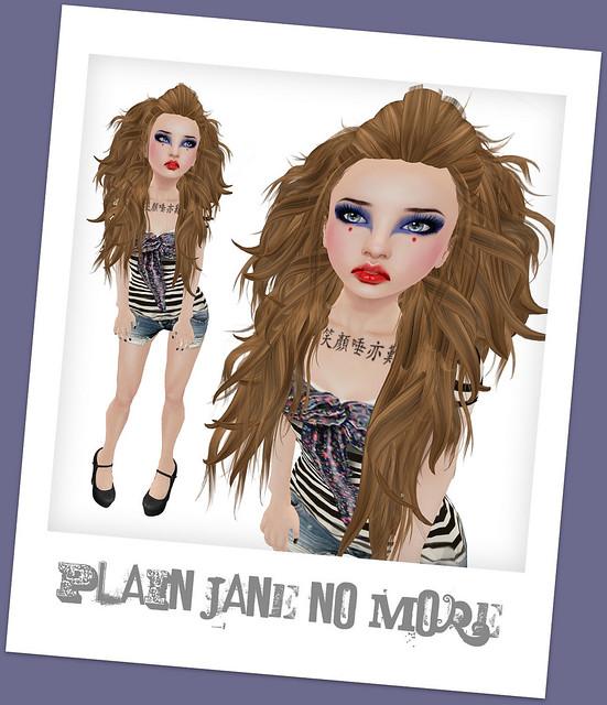 Plain Jane No More