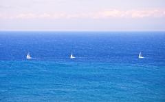 3 Vele 2 Colori del mare 1 Cielo (Marco Crupi Visual Artist) Tags: sea nikon barca nuvole mare colore blu barche cielo nikkor vela azzurro colori vele d90 nikonista