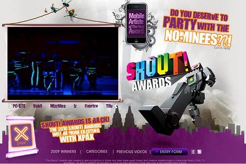 shoutout