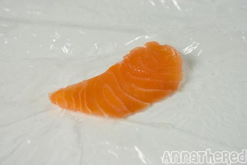 how to make sushi in feed mii
