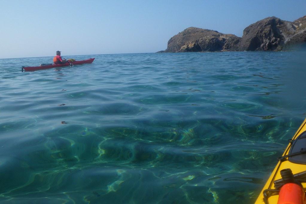Cabo de Gata en kayak 369