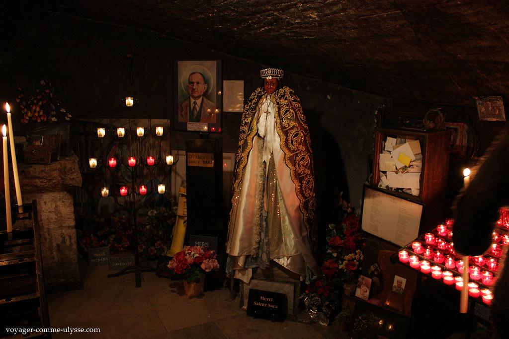 Sainte Sara la noire