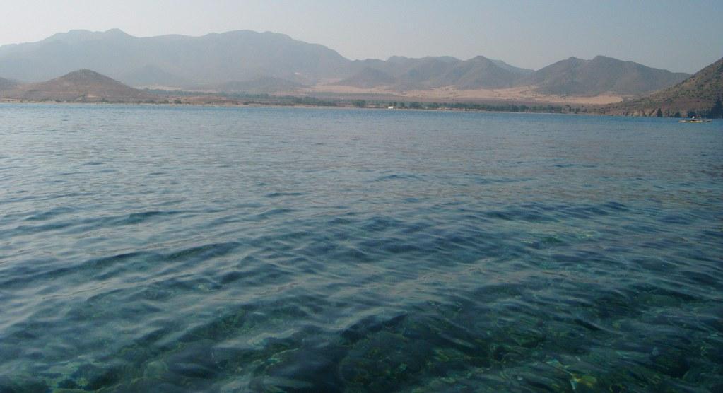Cabo de Gata en kayak 731