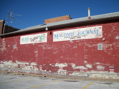 Macomb Journal Ghostsign