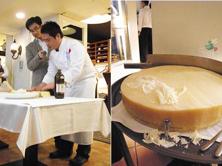 Lasagne 千層麵製作中