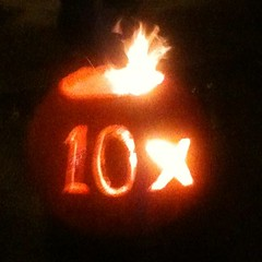 10x Pumpkin is 10x