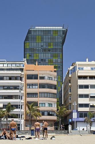 Torre Woermann, Las Palmas, Islas Canarias, Spain