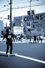 San Francisco on the road (tizianadigioia) Tags: sanfrancisco travel people photography skateboard phography 31oct