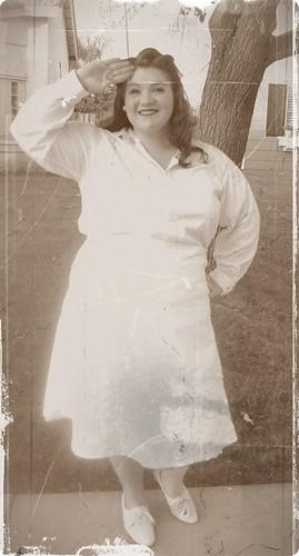 Naval Nurse Corps.