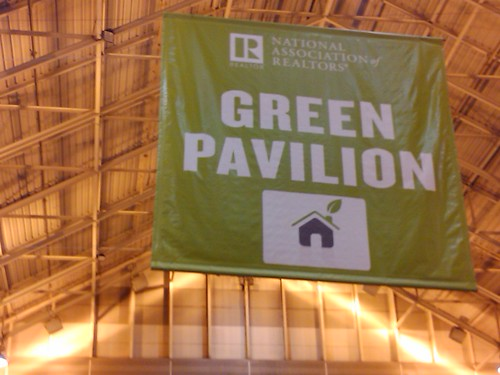 The Green Pavilion at NAR