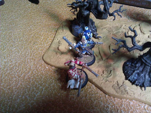 Menite 5- Stryker vs. KES