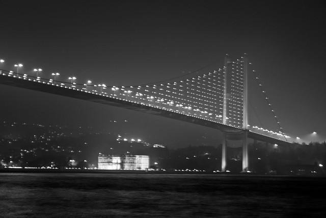 Boğaz köprüsü 1