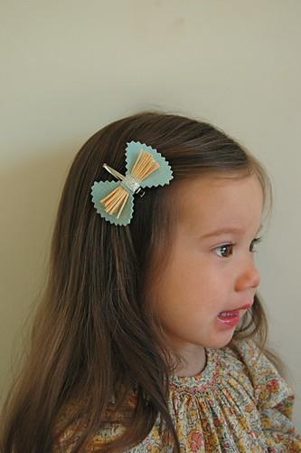 bow tie clip