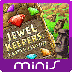 Jewel Keepers Easter Island