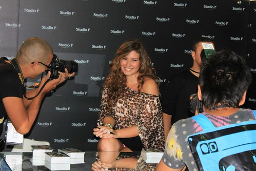 Taliana Vargas, 2nd in Miss Universe 2008