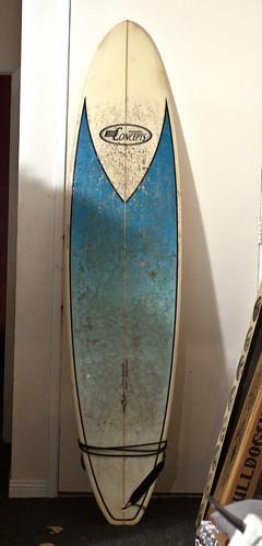 Stolen Surfboard Venice Beach
