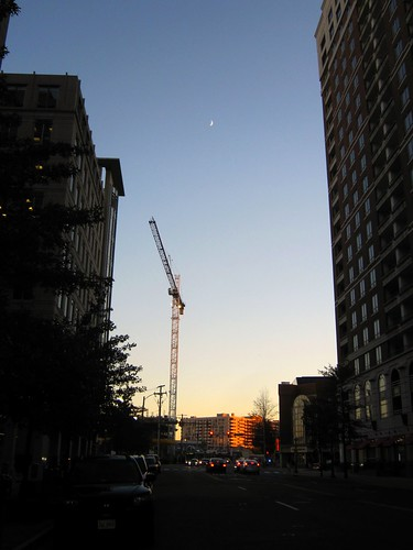 Ballston crepuscule