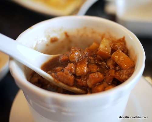 Taiwan stewed minced pork