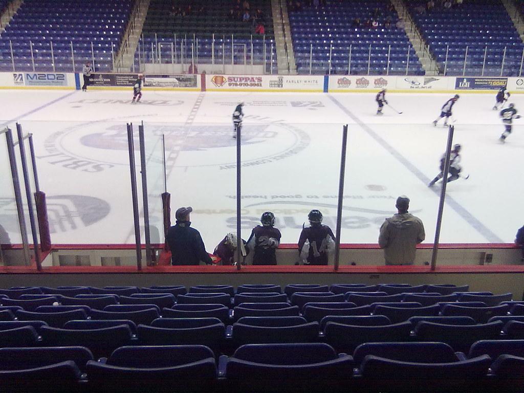 Middle School Hockey Jamboree