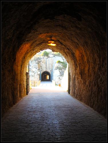 Tuneles Rincón de la Victoria