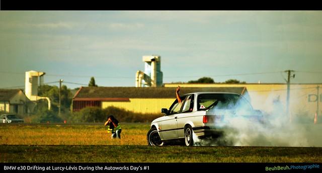 bmw 318 e30 drifting drift lévis fdc 318is autoworks lurcy lurcylévis