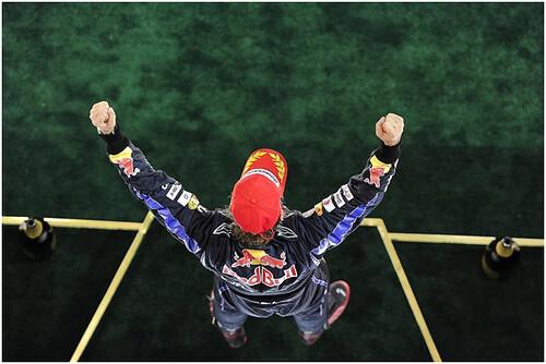 Sebastien Vettel - World Champion F1 2010 ©formula1.com
