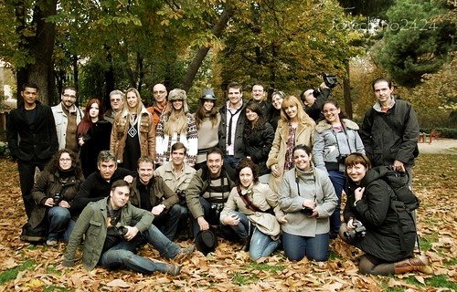 Grupo quedadas en Madrid y modelos.