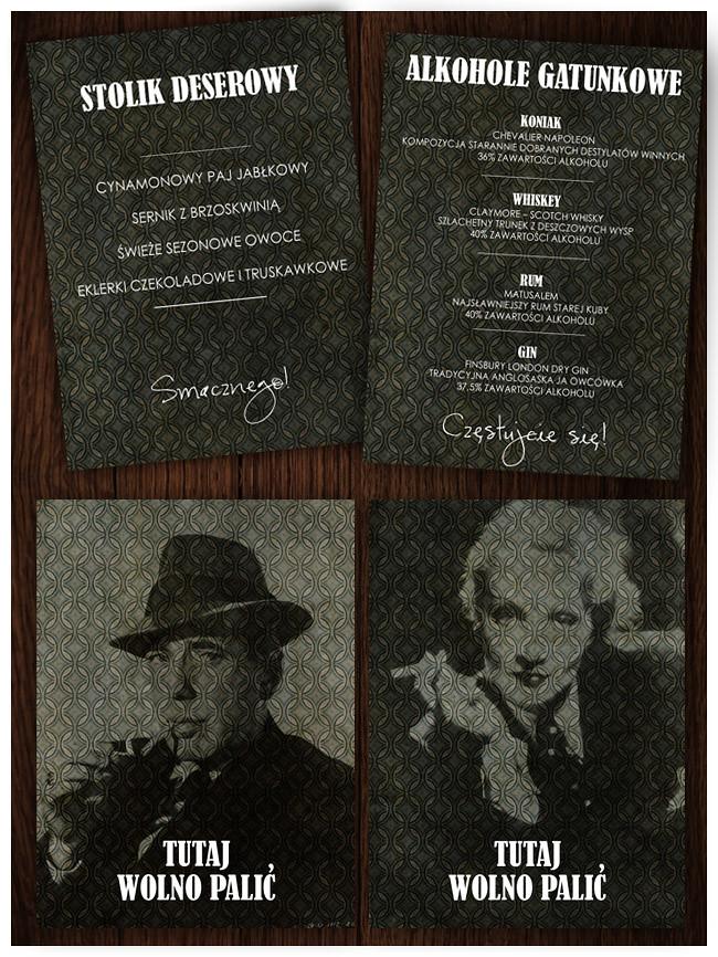 Magdalena & Artur – pozostała galanteria papiernicza