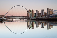Newcastle __ Gateshead (Azzmataz) Tags: bridge newcastle millenium baltic tyne gateshead anthonyhallphotography