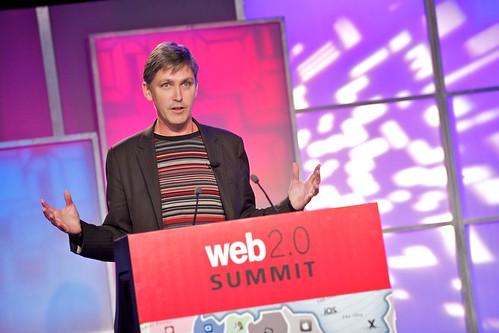 Steven Berlin Johnson at Web 2.0 Summit