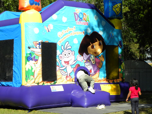 Dora Bounce House Rental - Orlando, FL